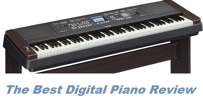 Beste digitale piano