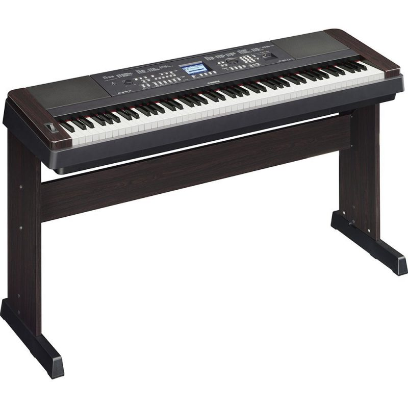 Yamaha dgx 650 review features keyword sound for Yamaha piano keyboard models