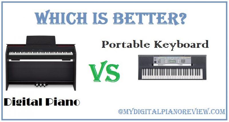 Keyboard Player Vs Digital Piano : digital piano vs digital keyboard which is better ~ Hamham.info Haus und Dekorationen