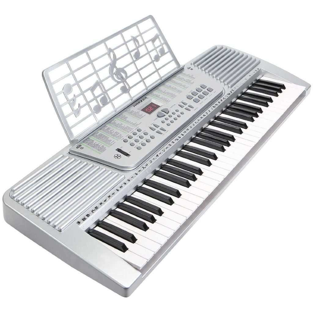 Hamzer 61-Key Electronic Keyboard Piano