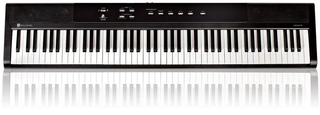 Williams Legato 88-Key Digital Piano Review