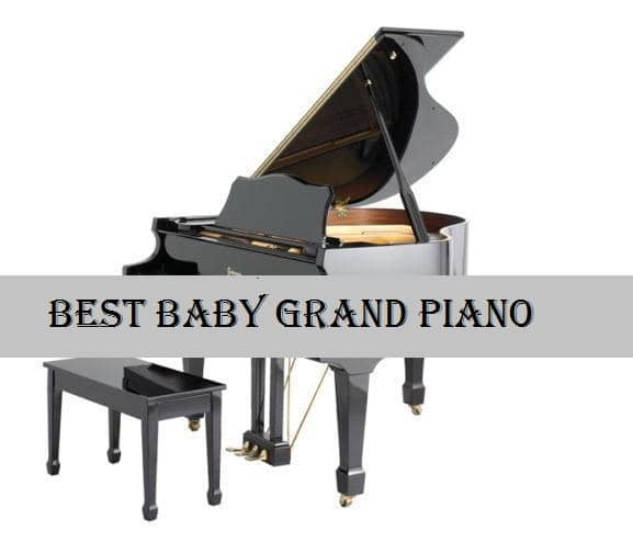 Best baby grand piano under 2000 for What size is a baby grand piano