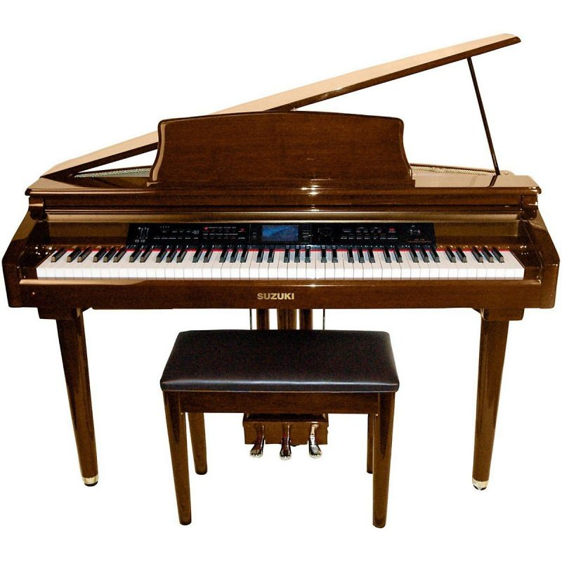 SUZUKI MDG-300 baby grand piano