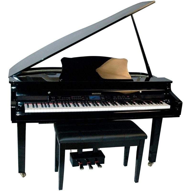 Suzuki MDG-330 Micro Grand Digital Piano