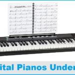 Best Digital Pianos Under $500