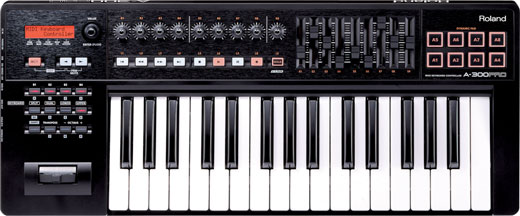 32 Key MIDI Keyboard