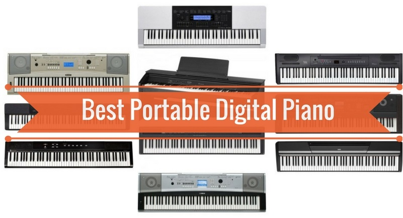 best portable digital piano top 5 expert review and pick. Black Bedroom Furniture Sets. Home Design Ideas