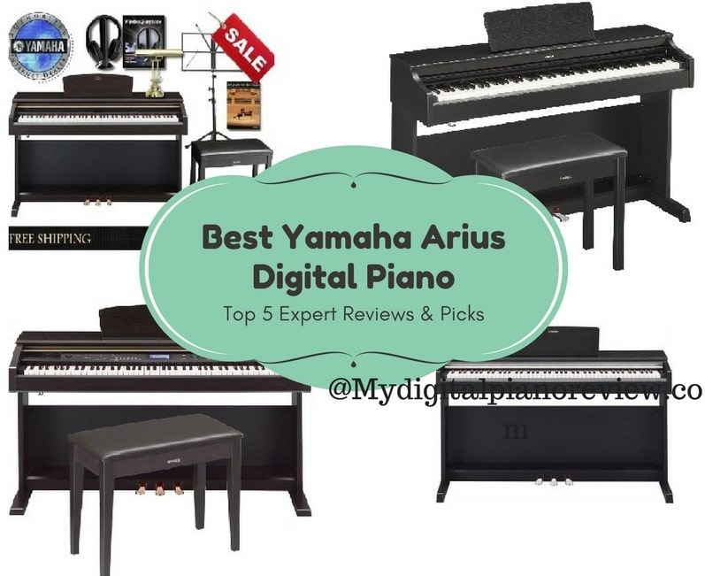 Best yamaha arius digital piano top 5 expert reviews picks for Best piano house