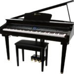 The Williams Symphony Grand Piano is a key player in versatile digital pianos