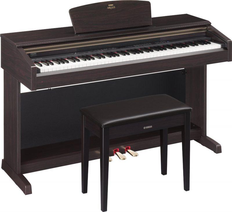 Best yamaha arius digital piano top 5 expert reviews picks for Yamaha arius ydp v240 review