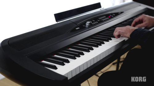 Korg SP280 88 Keys digital pianos