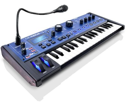 Novation MiniNova is the leading brand in the synthesizer market.