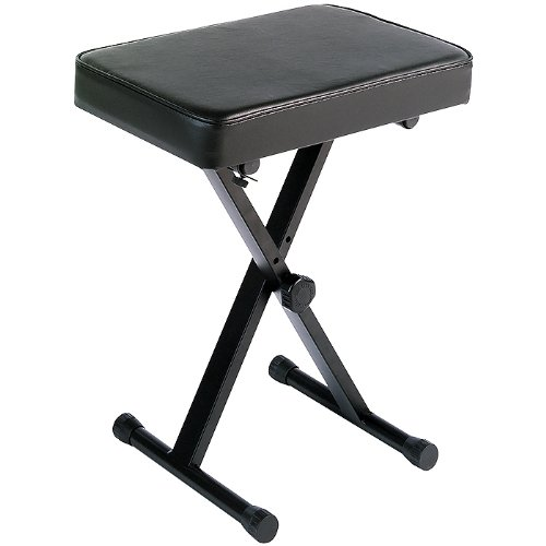 Yamaha PKBB1 adjustable padded keyboard bench