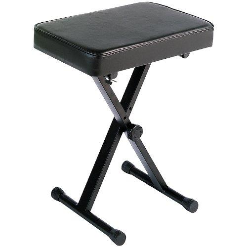 Yamaha PKBB1 adjustable padded keyboard bench