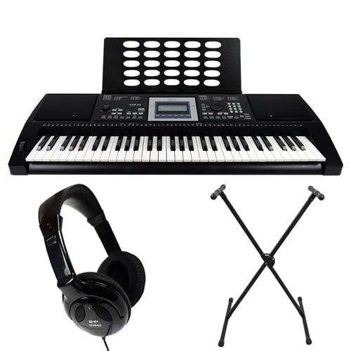 Axus digital AXP25 Touch Sensitive Electronic Keyboard