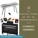 Best Digital Piano for Intermediate Players