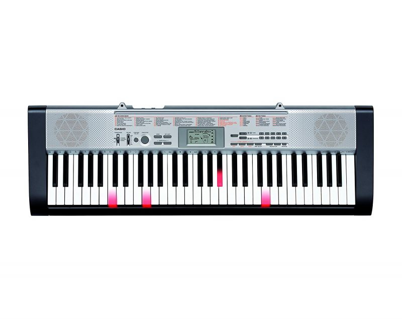 Casio LK- 130 61 NOTE key lightening keyboard