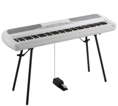 Korg SP280WH 88 Key Digital Piano