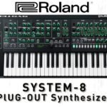 Roland System 8 synthesizer