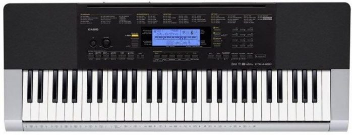 Casio CTK-4400 is a digital keyboard containing EFX sound sampler