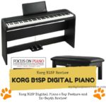 Korg B1SP Digital Piano review