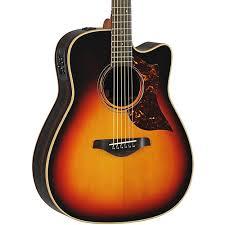 Yamaha A3R acoustic guitar