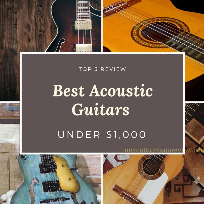 Best Acoustic Guitars under $1000