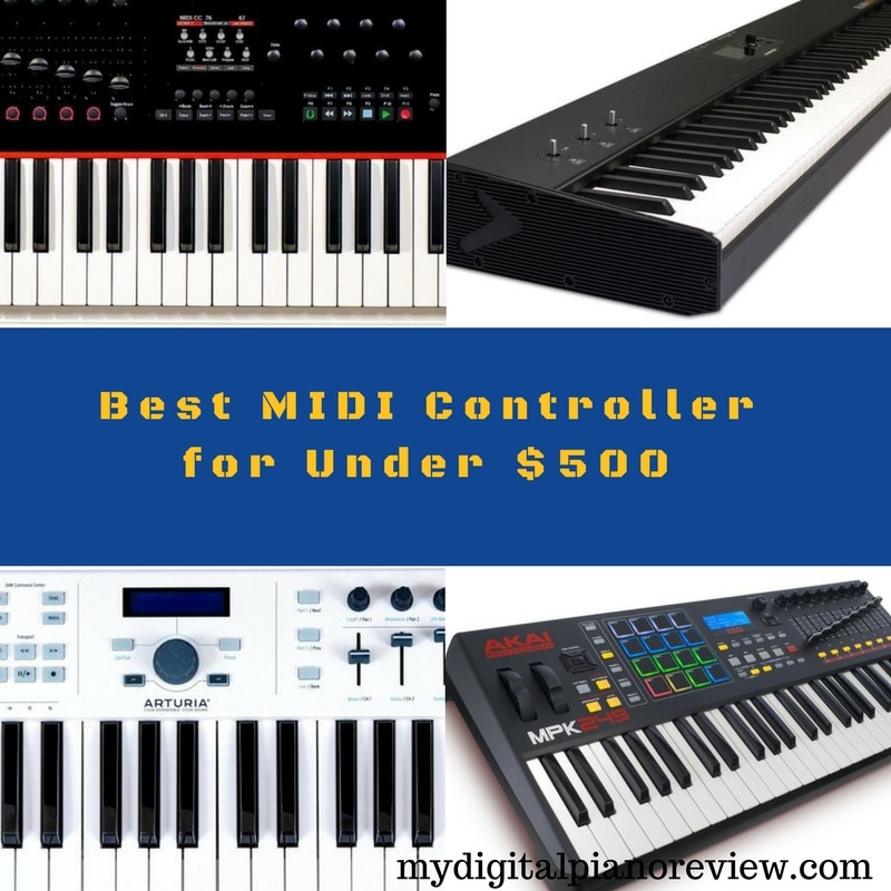 Best MIDI Controller for Under $500