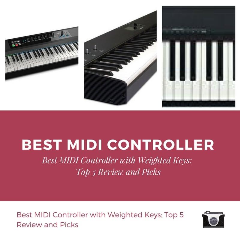 Best MIDI Controller