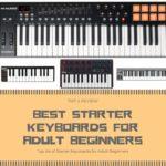 Best Starter Keyboards for Adult Beginners