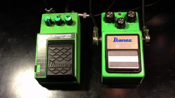 Ibanez TS9 Tube screamer- classic