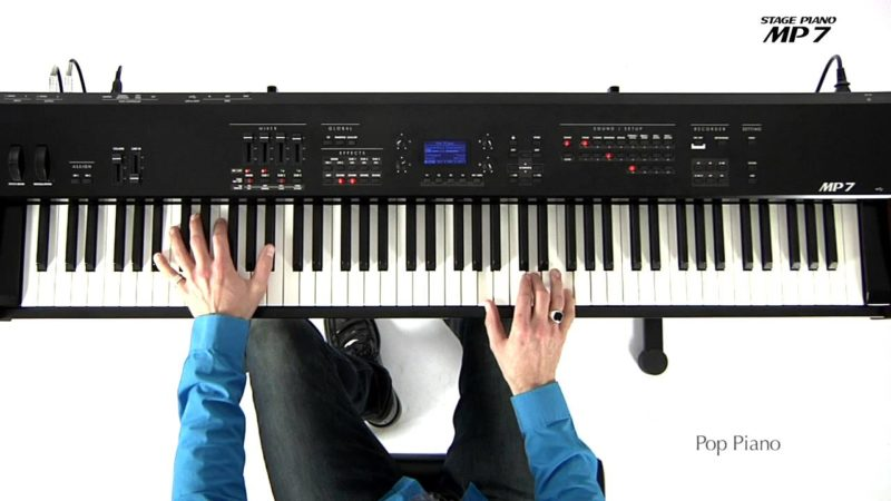 Kawai MP7 digital piano