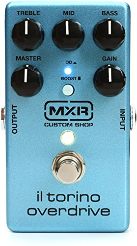 MXR CSP033 Guitar Distortion Effects Pedal