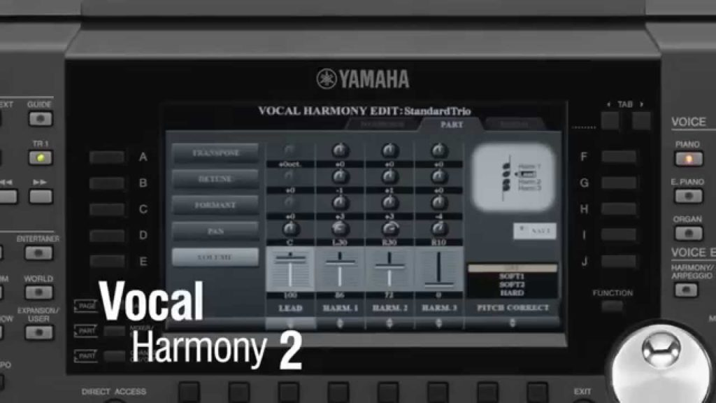 VOCAL HARMONY 2