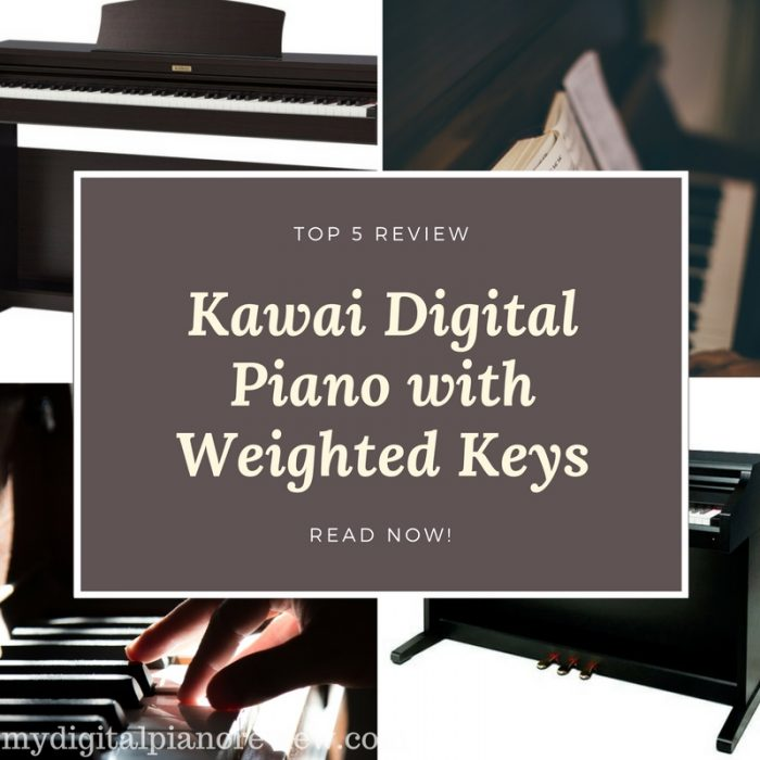 Kawai Digital Piano with Weighted Keys