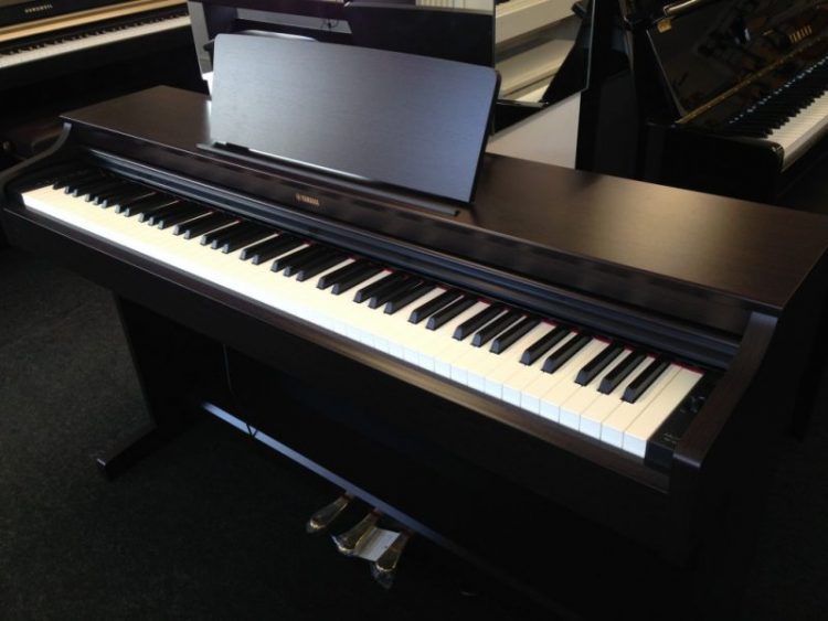 The Yamaha YDP-163R Arius With Pure CF Sound Engine