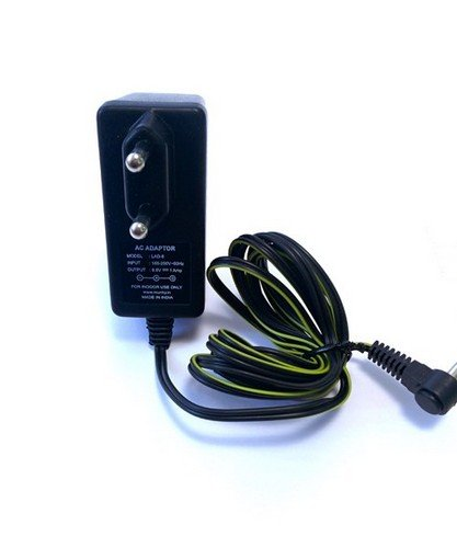 Casio LAD – 6 AC Adaptor 9.5 V for Casio keyboard