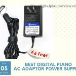 Digital piano AC Adaptor Power Supply