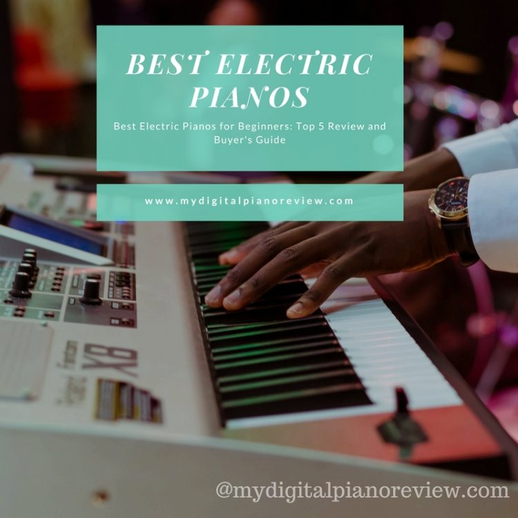 Best Electric Pianos for Beginners