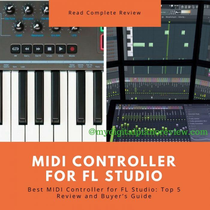 MIDI Controller for FL Studio e1521243407345