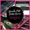 Yamaha PSR EW400 Review