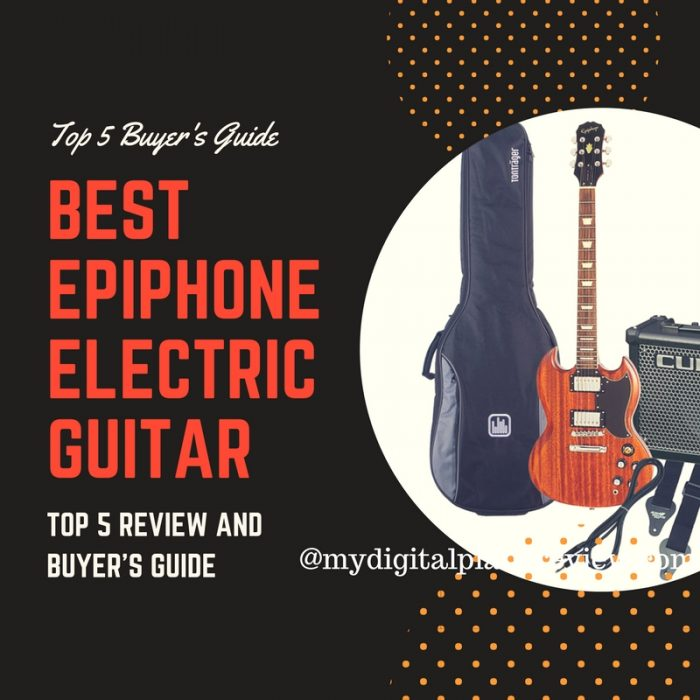 Best Epiphone Electric Guitar