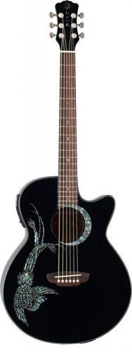 Luna Fauna Phoenix Acoustic Guitar