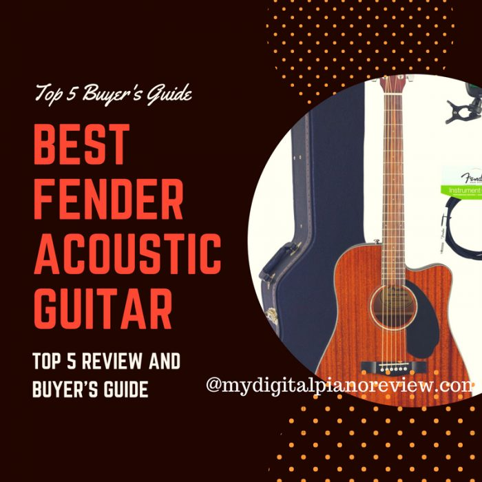 Best Fender Acoustic Guitar for Beginners