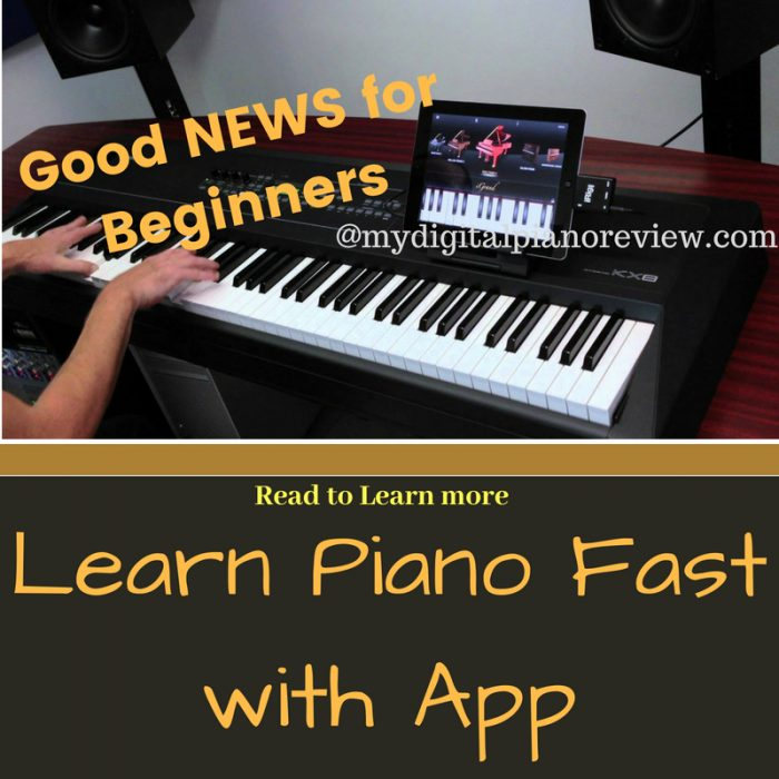Learn Piano on an App