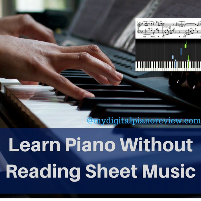 Learn Piano Without Reading Sheet Music